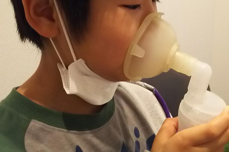 小児喘息の症状